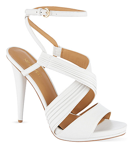 NINE WEST Allysway sandals (White