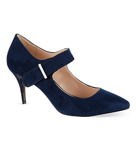 CARVELA August court shoes (Navy