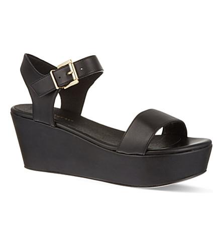 KG KURT GEIGER Madrid sandals (Black