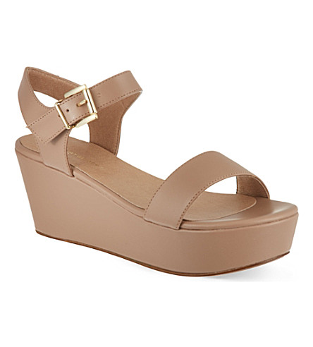 KG KURT GEIGER Madrid sandals (Nude