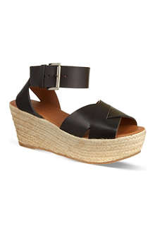KG BY KURT GEIGER Niko wedge sandals