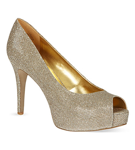 NINE WEST Camya courts (Gold
