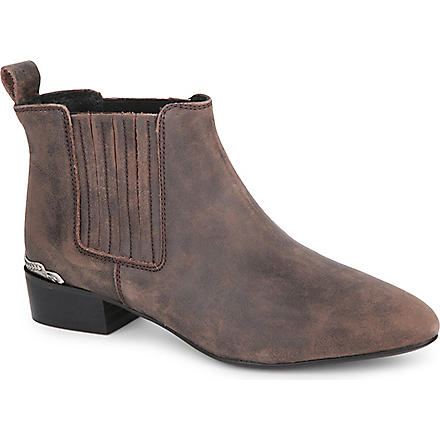 KG KURT GEIGER Slade ankle boots (Grey