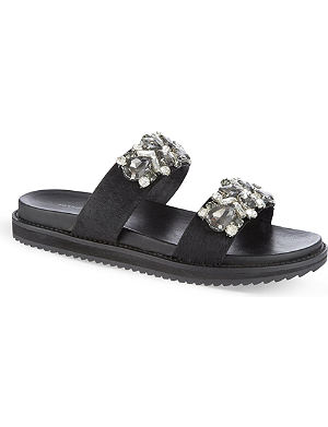 KG KURT GEIGER Monarch sandals