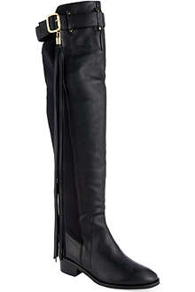 KG KURT GEIGER Vixen knee-high boots