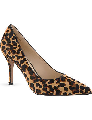 NINE WEST Flax5 leopard print courts