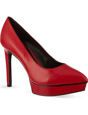 NINE WEST Bigbucks platform court shoes