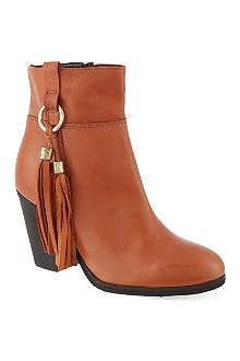 CARVELA Stan leather ankle boots