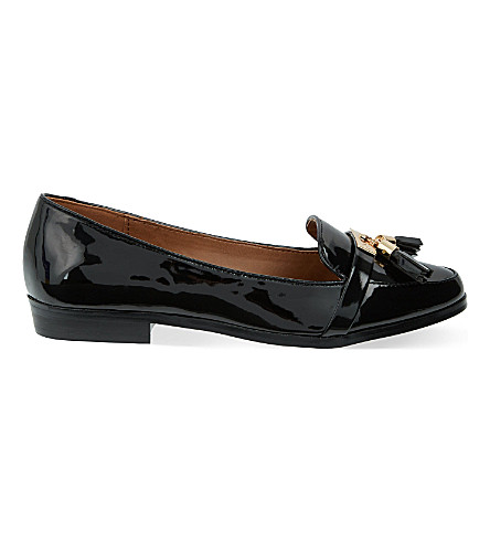 MISS KG Nadia tassel loafers (Black