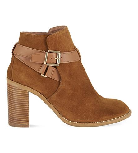 KG KURT GEIGER Scarlett ankle boots (Tan