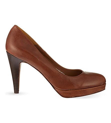 CARVELA Alison leather courts (Tan