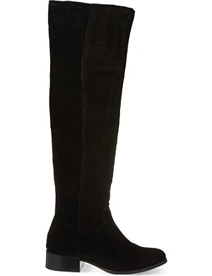 CARVELA Whit knee-high boots