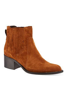 CARVELA Sombrero suede ankle boots