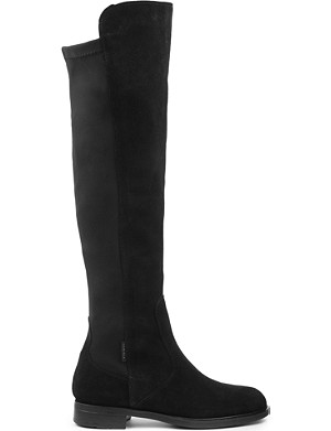 CARVELA Walnut knee-high boots