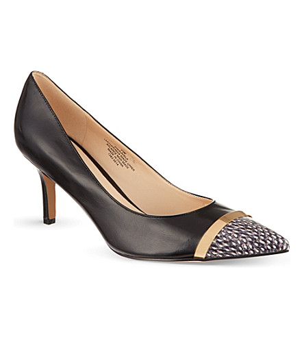 NINE WEST Auriela court shoes (Blk/other
