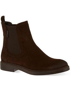 CARVELA Skin suede ankle boots