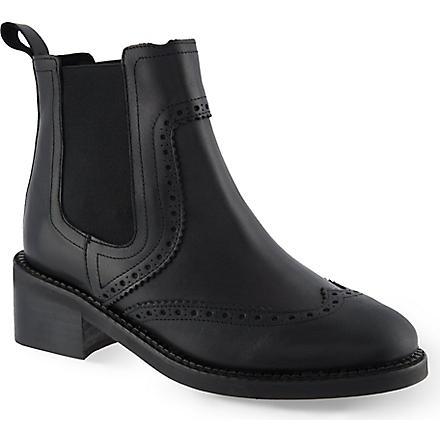 KG KURT GEIGER Skate ankle boots (Black