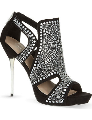 CARVELA Galaxy open toe heels