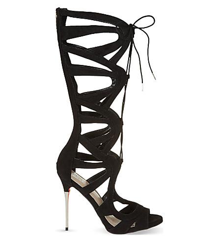 CARVELA Gylda knee-high boots (Black