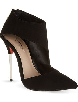 CARVELA Grass heeled ankle boots