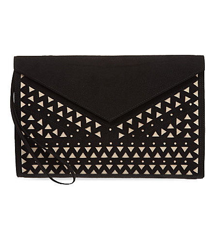 CARVELA Gabby clutch (Blk/other