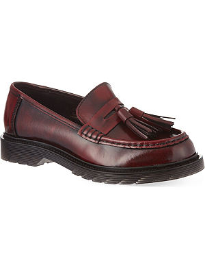 KG KURT GEIGER Louis leather loafers