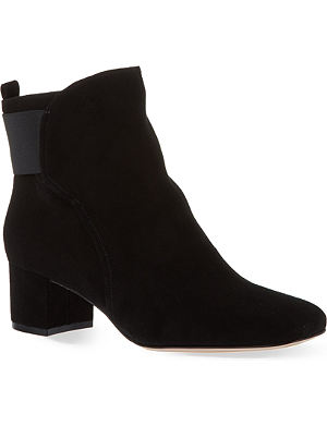 NINE WEST Faceit suede ankle boots