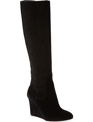 NINE WEST Heartset knee boots