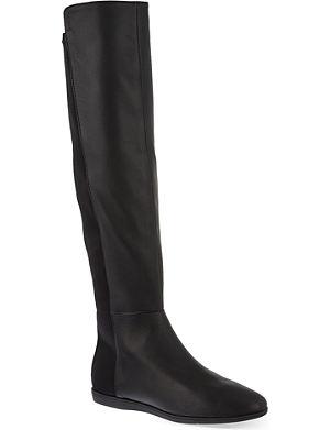 NINE WEST Paceway knee-high boots