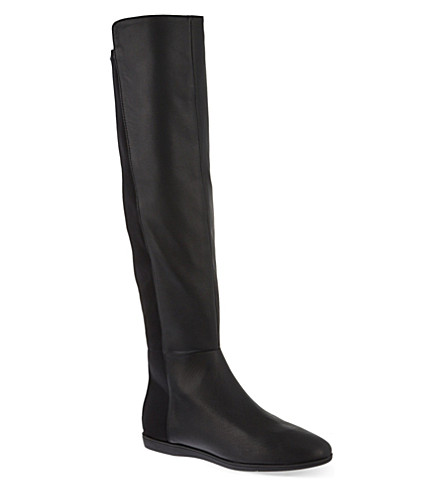 nine west paceway knee high boots selfridges