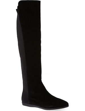 NINE WEST Paceway knee-high boots
