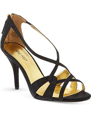 NINE WEST Asvelia II heeled sandals