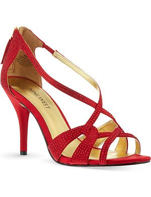 NINE WEST Asvelia2 heeled sandals