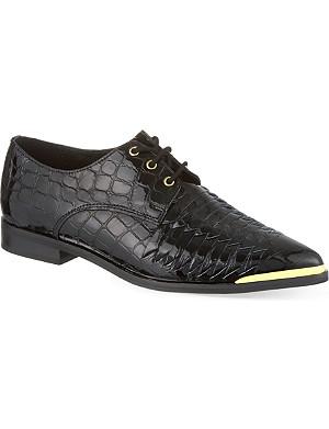 KG KURT GEIGER Lazarus pointed toe shoes