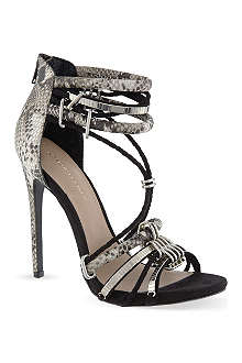 KG KURT GEIGER Native heeled sandals