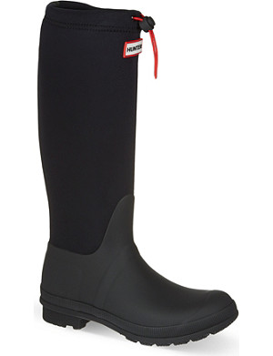 HUNTER Original tour neoprene wellington boots