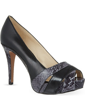 NINE WEST Chrissy heeled court shoes