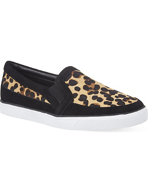 NINE WEST Brodies slip on trainers