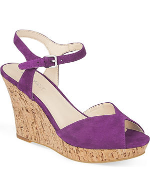 NINE WEST Bigeasy wedges
