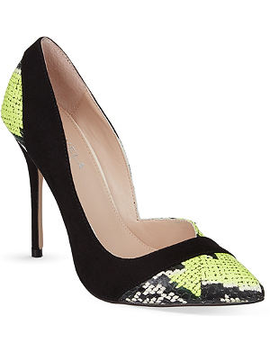 CARVELA Aztec court shoes