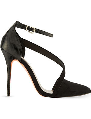 CARVELA Autumn suedette courts