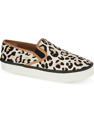 CARVELA Lux slip-on trainers