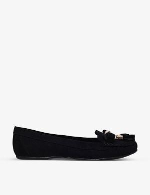 CARVELA Leaf loafers