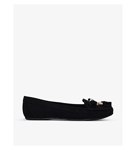CARVELA 叶便鞋 (黑色