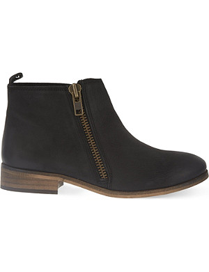 MISS KG Sandy suede ankle boots