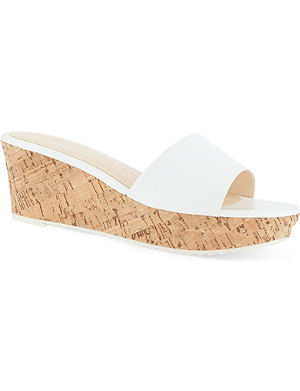 NINE WEST Confetty wedge sandals