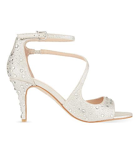CARVELA Gamma sandals (Silver