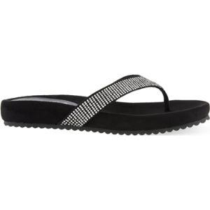 Sparkle embellished sandals