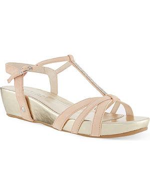 CARVELA COMFORT Solar suede sandals