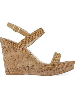 CARVELA Kay wedge sandals